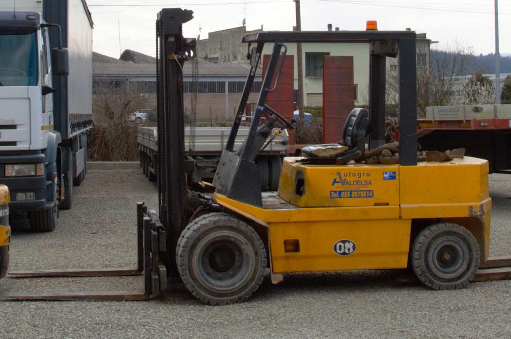 Muletto OM50 Diesel